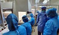 Bộ Y tế kiểm tra công tác điều trị bệnh nhân Covid-19 tại tỉnh Hải Dương