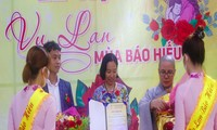 """Trung tâm Văn hóa Phật giáo Việt Nam tại Hàn Quốc tổ chức lễ tri ân """"Mẹ ơi, con sẽ về"""""""