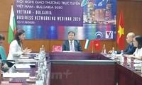 Việt Nam và Bulgaria xúc tiến thương mại