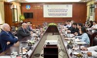 Việt Nam – Vương quốc Bỉ hợp tác chống mặn xâm nhập ở các tỉnh duyên hải Nam Trung Bộ