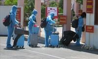 Phú Yên đón hơn 300 công dân từ Liên bang Nga về cách ly