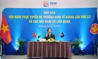 Thúc đẩy phục hồi kinh tế: Ưu tiên chính trong Hợp tác kinh tế ASEAN