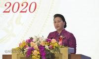 Chủ tịch Quốc hội Nguyễn Thị Kim Ngân dự Đại hội Thi đua yêu nước của Văn phòng Quốc hội