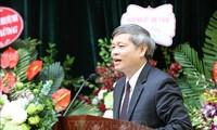 Thứ trưởng Bộ Khoa học và Công nghệ Phạm Công Tạc được bầu làm Chủ tịch Hội Hữu nghị Việt Nam - Hungary