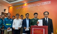 Đại sứ quán Việt Nam tại Brunei kêu gọi ủng hộ đồng bào miền Trung khắc phục hậu quả thiên tai