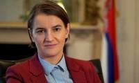 Điện mừng Thủ tướng Cộng hòa Serbia