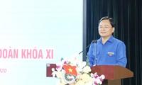 Bầu bí thư Thứ nhất trung ương Đoàn TNCS Hồ Chí Minh
