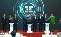 Thủ tướng dự lễ công bố ứng dụng VssID - Bảo hiểm xã hội số
