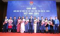 """Khai mạc Diễn đàn Trí thức trẻ Việt Nam toàn cầu năm 2020 với chủ đề """"Việt Nam 2045"""""""