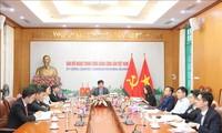Đoàn đại biểu Đảng Cộng sản Việt Nam tham dự Cuộc họp lần thứ 34 Uỷ ban Thường trực ICAPP