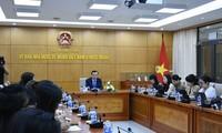 Sơ kết 05 năm thực hiện Chỉ thị 45-CT/TW của Bộ Chính trị về công tác đối với người Việt Nam ở nước ngoài