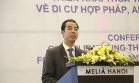 Việt Nam thể hiện cam kết và trách nhiệm về hợp tác quốc tế di cư