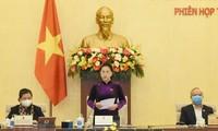 Khai mạc phiên họp lần thứ 51 của Ủy ban Thường vụ Quốc hội