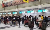 Đưa 240 công dân Việt Nam từ Malaysia về nước