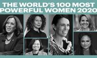 Forbes công bố danh sách 100 phụ nữ quyền lực nhất thế giới năm 2020