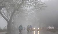 Từ ngày 14/12, không khí lạnh tăng cường gây mưa rét cho Bắc Bộ