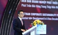 Thúc đẩy cộng đồng doanh nghiệp Việt Nam phát triển bền vững