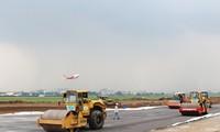 Thử nghiệm đường băng sân bay Tân Sơn Nhất