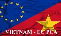 PCA - Nền tảng quan trọng trong hợp tác Việt Nam - EU