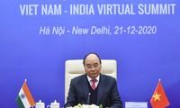 Việt Nam - Ấn Độ đặt mục tiêu kim ngạch thương mại đạt 15 tỷ USD/năm