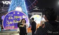 """Từng bừng Lễ hội """"Đà Nẵng - Chào năm mới 2021"""""""