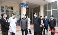 Chủ tịch UBND Thành phố Hà Nội yêu cầu tăng cường phòng, chống dịch Covid-19