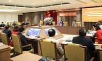Ngành Nội chính tích cực, chủ động hoàn thiện thể chế về phòng chống tham nhũng và cải cách tư pháp