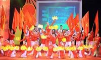 """Chương trình nghệ thuật """"Khát vọng - Tỏa sáng"""" chào mừng Đại hội XIII của Đảng"""