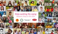 Hợp xướng Hy Vọng: Lòng tôi vang tiếng Việt Nam