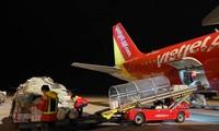 Vietjet là hãng hàng không vận chuyển hàng hoá tốt nhất năm 2020
