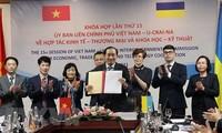 Việt Nam và Ukraine thúc đẩy hợp tác tăng trưởng thương mại