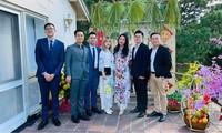 Sinh viên Việt Nam tiêu biểu tại Australia được nhận bằng khen của Trung ương Hội Sinh viên Việt Nam