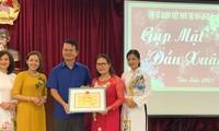 Kiều bào Malaysia gặp mặt đầu năm mừng xuân Tân Sửu