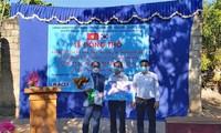Khởi công xây dựng Làng hữu nghị Việt – Hàn tại huyện miền núi Bác Ái, Ninh Thuận