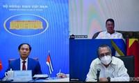 Tham khảo chính trị Việt Nam - Cuba