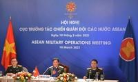Hội nghị Cục trưởng Cục Tác chiến Quân đội các nước ASEAN lần thứ 11