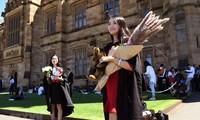 Việt Nam đứng thứ tư về số lượng sinh viên đăng ký theo học tại Australia trong năm 2020