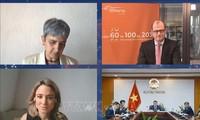 Việt Nam tham dự Đối thoại chuyển đổi năng lượng Berlin lần thứ 7