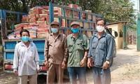 Campuchia tiếp tục cứu trợ cho cộng đồng người Việt gặp khó khăn vì cách ly dịch COVID-19