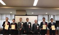 Nhật Bản tuyên dương 4 lao động Việt Nam có thành tích xuất sắc trên công trường xây dựng