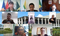 Cuộc họp giữa Ủy ban ASEAN tại Brazil và đại diện Bộ Ngoại giao Brazil