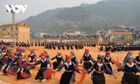 """Hòa nhạc """"Thanh âm núi rừng"""" tại huyện Mù Cang Chải (Yên Bái)"""