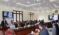 Lễ vinh danh tập thể, cá nhân có thành tích xuất sắc về công tác người Việt Nam ở nước ngoài giai đoạn 2018-2020