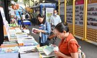 Khai mạc Hội sách Xuyên Việt lần đầu tiên tại Thành phố Hồ Chí Minh
