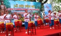 Lễ hội Đền Đô tái hiện thời kỳ lịch sử hào hùng của dân tộc