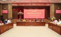 Thành ủy Hà Nội thông qua Nghị quyết về xây dựng nâng cao đội ngũ cán bộ