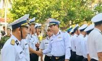 Đoàn công tác số 4 hoàn thành chuyến thăm huyện đảo Trường Sa và Nhà giàn DK1/8