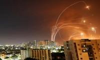 Lửa xung đột bùng phát ở dải Gaza