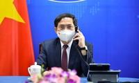 Việt Nam coi trọng và mong muốn thúc đẩy quan hệ Đối tác Chiến lược với Anh