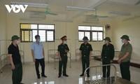 Hoàn thành các bệnh viện dã chiến ở Bắc Ninh và Bắc Giang